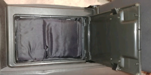 Audi A4 ski bag for rear seats