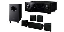 Pioneer Surround Sound System (HTP-071)
