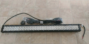 32 inch light bar with harness $135