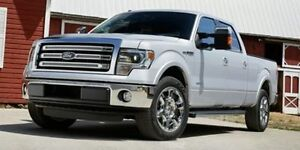 2014 Ford F-150 FX4 Super Crew Eco-boost