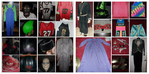 Adult Halloween Costumes - King, Zombie, Luigi, Witch, Clown