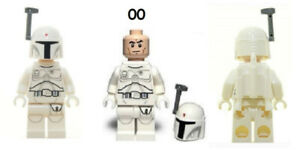 LEGO Minifigs Star Wars Wookiee AT-DP Boba Fett Death Troopers
