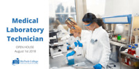 100% placement guarantee when you join our medical lab diploma