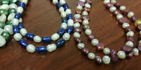 Holiday Pearl Beading Workshop
