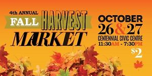 Fall Harvest Market - 4th Annual