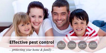 BUDGET PEST CONTROL SYDNEY - FROM $75 Parramatta Parramatta Area Preview