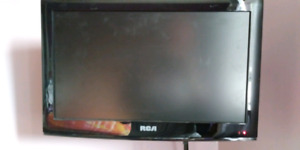 "19"" RCA tv"