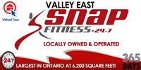 VALLEY EAST SNAP FITNESS - LOCALLY OWNED & OPERATED!