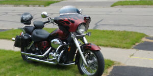 Mustang seat for 2002 Honda Shadow Ace