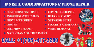 Phone Repair With Warranty All Models/Android Box/Iptv