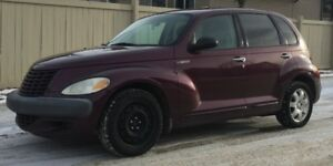 2003 Chrysler PT Cruiser Hatchback