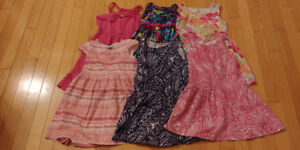 Lot of 5T Girls Summer Clothing