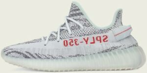 YEEZY BOOST 350 V2 Blue Tint Yellow US5 DS