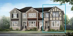 BRAND NEW! Upgraded 1,450 sq.ft. Townhome - NO CONDO FEES