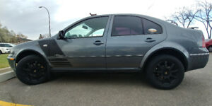2005 Volkswagen Jetta diesel/tuned by ktech and deleted