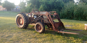 Diesel Tractor for trade