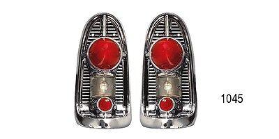 1956 Chevy Tail light assemblies- NEW Danchuk Save 15%