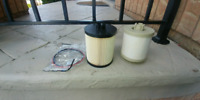 2009 Ford f250 disel fuel filter