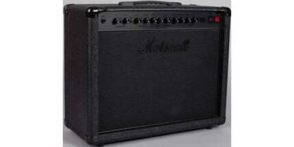 Marshall DSL 40c Limited edition Black 1x12 all tube