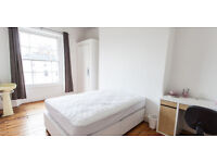 Fantastic kitchenette double rooms in shared house for short term let