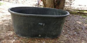 Reservoir a eau pour chevaux
