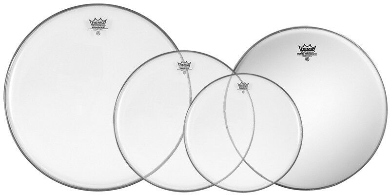 Remo Clear Ambassador Pack - 10,12,16 with FREE 14!