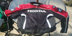 Honda Joe Rocket Jacket Pants Boots