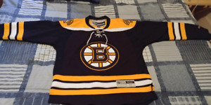 Boston Bruins home jersey