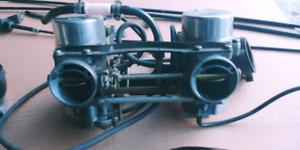 Honda cx500 Custom