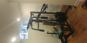 Weider all-in-one home gym