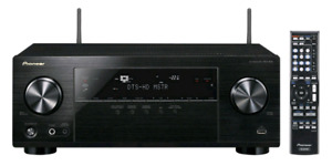 High End Receiver and Home Audio Speakers