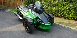 Canam Spyder RSS 2012