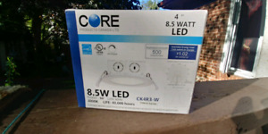 Dimmable LED Recessed Lights SOLD PPU