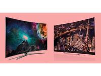 Cash Paid For TVS-4K-Curved-Oled-Uhd-Smart-3D-Working Only-Wanted Now