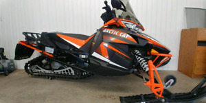 Arctic cat xf 1100 turbo crosstour