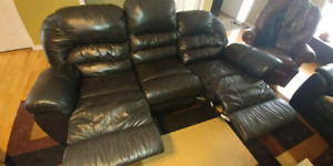 Dual Reclining Couch (3 Seater)