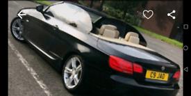 BMW 3 series convertible msport swap px