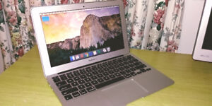 Apple Macbook Air 11.6 inch, 2015 model w/ charger