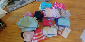 Big Box of Girls Clothes NB-9 Months