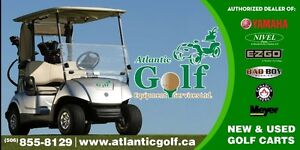 Golf Cart Repair, Service, Parts, Accessories, New & Used Sales