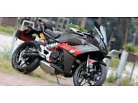 2018 HYOSUNG GD250R..8.9 APR 61.53 OVER 60M WITH A 199 DEPOSIT