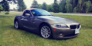BMW ..Z4...great car..