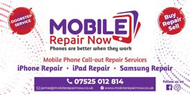 iPhone repair, screen repair and back glass replaceme at your doorstep