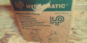 Submersible Pump - Cast Iron