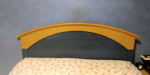 Headboard and Rails
