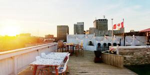 3 BEDROOM PENTHOUSE  CONDO WITH PRIVATE ROOFTOP PATIO -UPTOWN