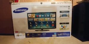 "Samsung 50"" LED smart T.V"