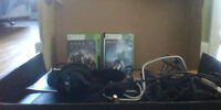 XBOX 360 SLIM 320GB HDD with Kinect Bundle! Includes much more!