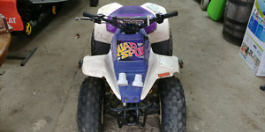 Suzuki lt 80 2 stroke  great for the kids!