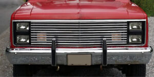 1981-1987 GMC\Chevy Billet Style Grille